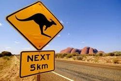 Programas sugeridos en Australia