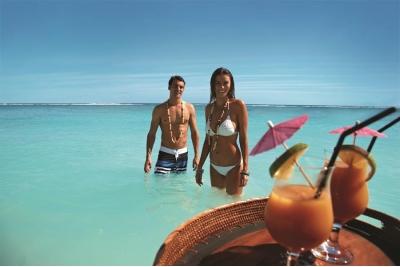 El paraíso de las Islas Cook