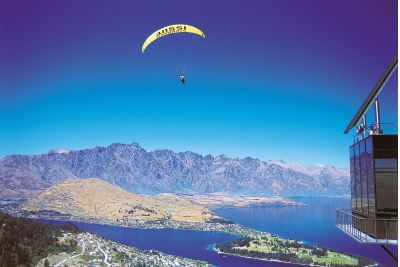 Queenstown, capital mundial del deporte aventura