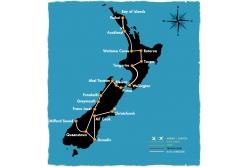 Expedición NZ - 20 días