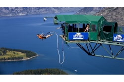 Bungy Jumping Ledge. Complejo Skyline