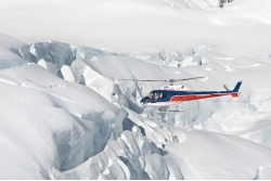 Glaciares en helicóptero