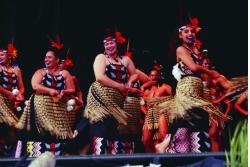 Show Maorí con cena Hangi