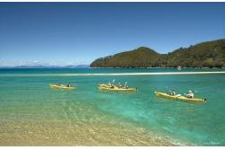 Abel Tasman - Kayak + crucero