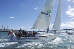 Auckland City Tour + velero